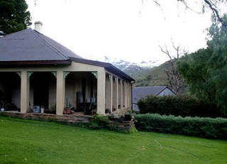 accommodation bampd guesthouse fort beaufort